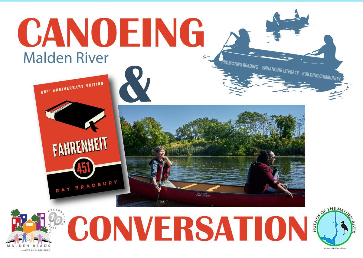 Canoeing & Book Conversation